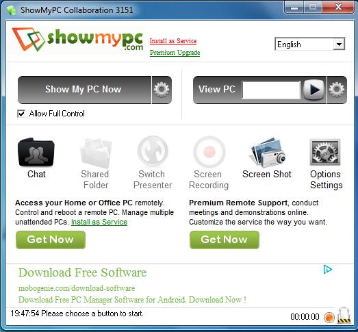 showmypc 3160