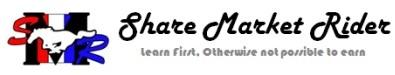 Share Market Rider Logo