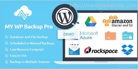 WP Backup Pro
