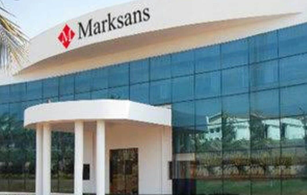 Photo of Marksans Pharma Limited stock view