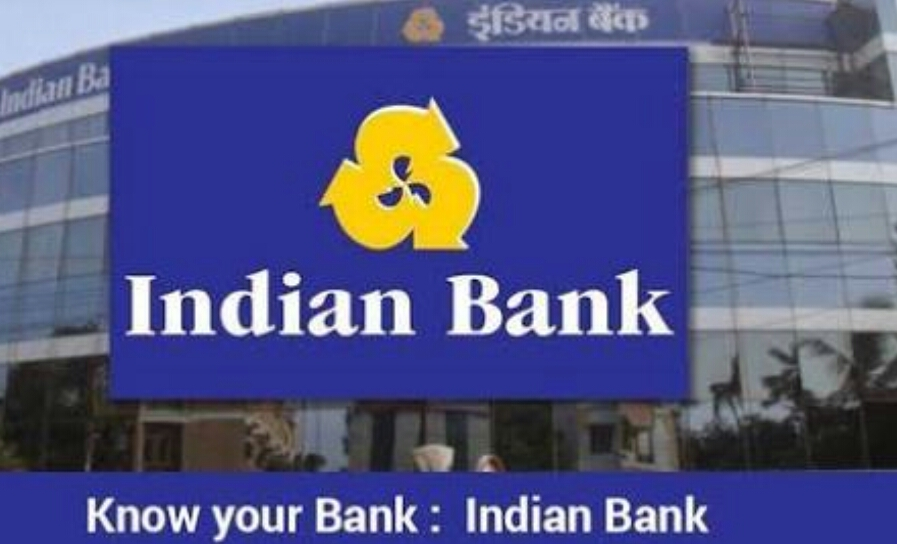 Indian Bank stock view