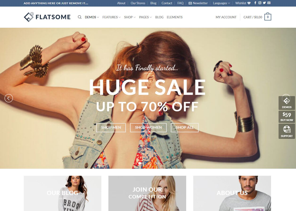 Photo of Flatsome | Multi Purpose Responsive WordPress Theme