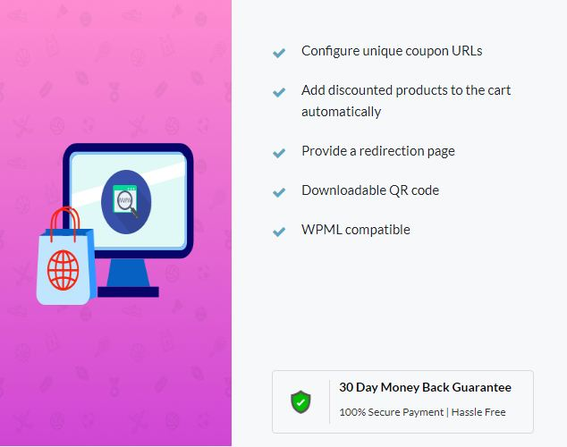 Photo of URL Coupons for WooCommerce