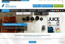 Photo of Unos Business Premium WordPress Theme
