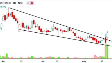 Photo of Vguard Technical Breakout Chart